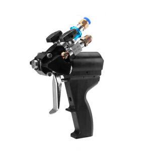 Techtongda Pneumatic Polyurethane Pu Foam Spray Gun P2 Air Purge Spray Gun
