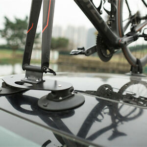 2018 New Thicken Roof top Bike Bicycle Rack Carrier Quick Installation Roof Rack