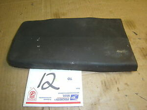 1969 1970 Mustang Cougar 4 Speed Console Lid Cover Door Storage Box Eliminator