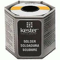 Kester24 6337 0039 Rosin Cored Wire Solder Roll 44 Activated 63 37 Alloy