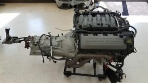 11 12 13 14 Ford Mustang Engine 5 0l Coyote Change Over Swap