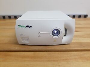 Welch Allyn Cl 300 Surgical Illuminator Light Source Olympus Storz Compatible