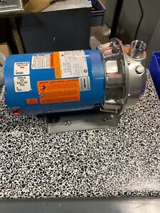 Goulds 1st1f2c4 G l Series Npe 1x1 25 6 Ss Pump 5 3 16 Impeller 1 5hp