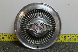 Oem Gm Single Spinner Hub Cap Wheel Cover B 9 1964 Buick 500