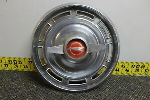 Oem Gm 14 Spinner Hub Cap Wheel Cover 1966 Buick Skylark 487
