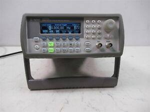 Agilent 33220a 20mhz Function Arbitrary Waveform Generator Lab Benchtop Unit