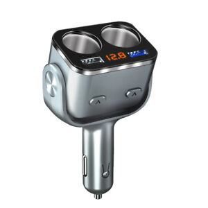 Quick Charger Cigarette Lighter Sockets Power Plug Interior Parts Accessorie Usb