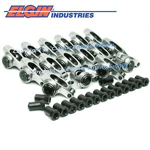 Stainless Steel Roller Rocker Arms 1 73 Ratio Fits Ford 351c 351m 400 429 460