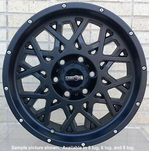 4 New 20 Wheels Rims For Toyota Trd Land Cruiser Sequoia Tundra 3009