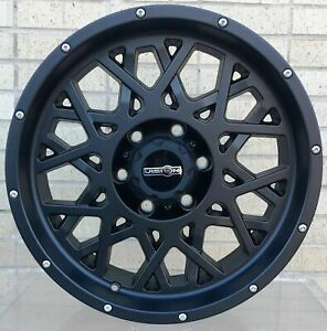 4 New 18 Wheels Rims For Ford F 250 2015 2016 2017 2018 Super Duty 928