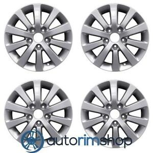 Honda Civic 2004 2005 16 Factory Oem Wheels Rims Set 42700s5se82