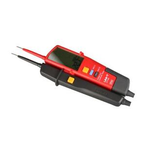 Uni t Lcd Display Auto Range Voltage Continuity Tester Rcd Test Us Hot