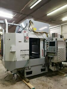 Haas Hs 1rp Horizontal 5 Axis Ready Cnc Mill For Sale