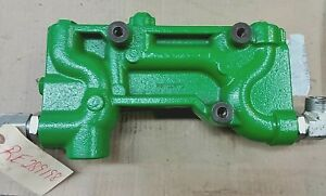 Re289198 Scv With Hitch Hydraulic Manifold John Deere