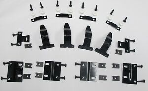 1967 Mustang Shelby New Deluxe Bucket Seat Back Mounting Kit