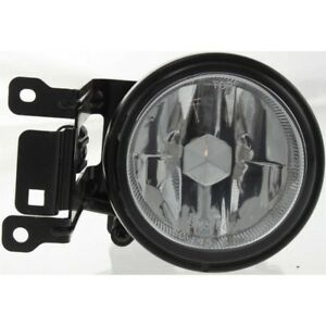 Left Fog Lamp For 2000 2004 Mitsubishi Montero Sport