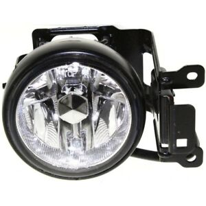Right Fog Lamp For 2000 2004 Mitsubishi Montero Sport