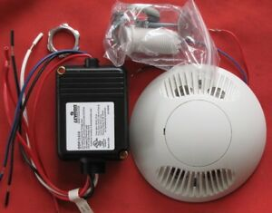 Leviton Odc20 u0w Ultrasonic Ceiling Sensor With Odp13 10 Power Pack