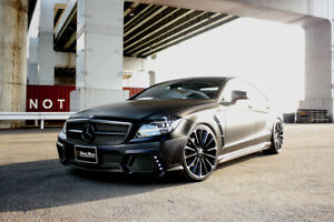Mercedes Benz Cls W218 Wald Body Kit Primed Prepared
