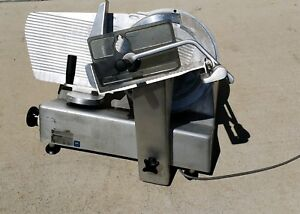 Bizerba Se12 Commercial Heavy duty Meat Cheese Deli Slicer Butcher Grocery