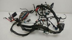 2002 C5 Z06 Corvette Ls6 Engine Harness Complete Wire Harness For Z06 Engine Ls6