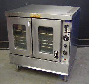 Montague 2 115a Series Full Size Single Deck Gas Convection Oven