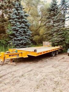 Dynaweld 24 Equipment Trailer 1995