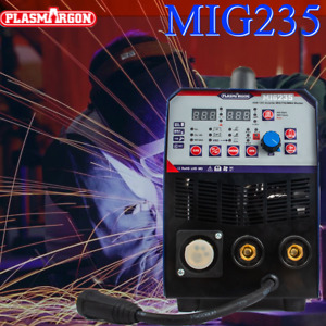 Mig235 Tig mma Welder 3in1 Multi function Welding Machine 110 220v High Quality