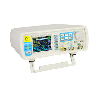 Fy6800 Dds Functional Signal Generator Dual channel Arbitrary Waveform Meter