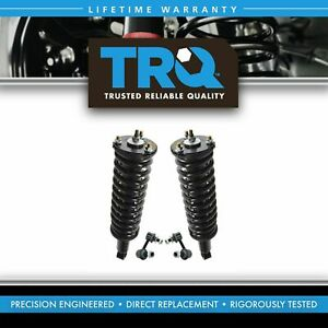 Front Suspension Kit Strut Spring Assemblies W End Links For Toyota Tacoma