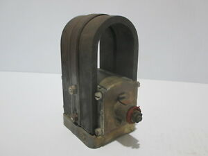 Associated Brass Body 4 Bolt Magneto Early Rebuild Hot Hit Miss Engine Mule Team