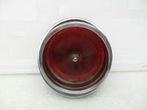 Driver Left Tail Light Lamp Assy Vintage Fits 65 Chevrolet Chevy Impala 16823