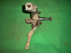 1965 1966 Mustang Falcon 6 Cylinder Drum Brake Spindle Rh