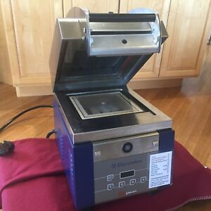 Electrolux 603859 Hsppa1 High speed Panini Sandwich Press 220v 60hz 1ph