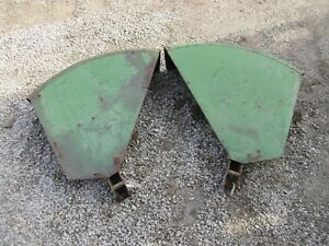 John Deere A B G Original Set Of Fenders