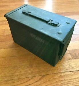 AYT92 Ammo Case – Military Army Solid Steel Holder Box for Ammo or other Storage