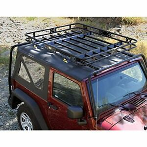 07 C Jk 4 Door Safari Basket 57 X 74