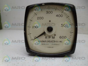 Goodway R 5 600rpm used