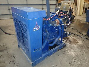Deutz Bf4m2012 Diesel Engine Power Unit 6 Avail Clean Low Hours Video Tcd2012