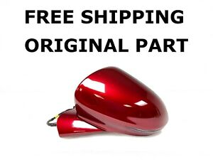 2017 2018 Buick Lacrosse Left Side Mirror With Turn Signal Blind Spot 26676263