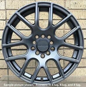 4 New 17 Wheels Rims For Chevy Beretta Cavalier Saab 9 2x Scion Fr S Tc Xd 4903