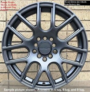 4 New 16 Wheels For Audi A3 A6 A8 S6 2013 2014 2015 2016 2017 2018 Rims 5202