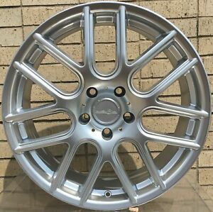 4 New 18 Wheels Rims For Ford Edge Escape Explorer Flex Fusion Mustang 314