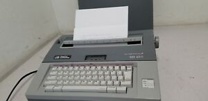 Smith Corona Sd 650 Memory Typewriter 5a