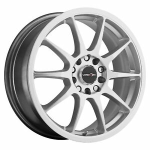 4 New 17 Wheels Rims For Chrysler 200 300 Sebring Town And Country 305