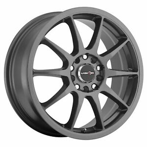 4 New 17 Wheels Rims For Volkswagen Beetle Golf Gl Gls Gti Jetta Passat 4907