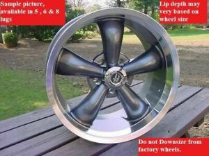 4 New 18 Wheels Rims For 1985 2001 Astro Van 1988 1998 C 1500 2wd 5 Lugs 2707