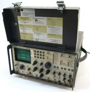 Motorola Communications System Analyzer Service Monitor R2008d hs