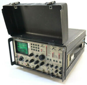 Motorola R2021d Communications Systems Analyzer R2021d hs