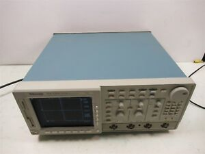 Tektronix Tds 620b Digital Oscilloscope Options 13 1f 2f Two Channel 500 Mhz